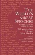 Worlds Great Speeches Fourth Enlarged 1999 Edition