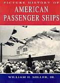 Picture History of American Passenger Ships (Dover Books on Transportation)