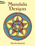 Mandala Designs (Dover Pictorial Archives)
