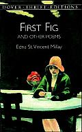 First Fig & Other Poems
