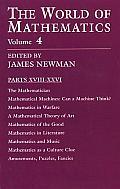 The World of Mathematics, Vol. 4