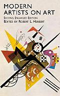 Modern Artists on Art Second Enlarged Edition