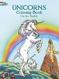 Unicorns Coloring Book (Coloring Books) Cover