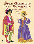 Great Characters from Shakespeare Paper Dolls (Paper Dolls)