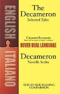 The Decameron Selected Tales/Decameron Novelle Scelte