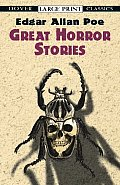 Great Horror Stories (Large Print) (Dover Large Print Classics)