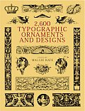 2600 Typographic Ornaments & Designs