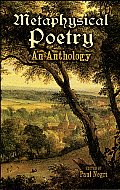 Metaphysical Poetry: An Anthology (Dover Thrift Editions) Cover