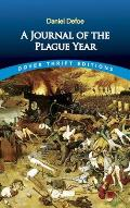 Journal of the Plague Year (01 Edition) Cover