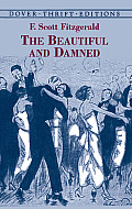 The Beautiful and Damned (Dover Thrift Editions) Cover