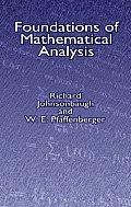 Foundations Of Mathematical Analysis