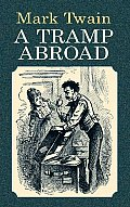 A Tramp Abroad (Economy Editions) Cover