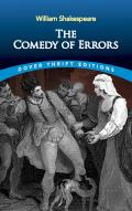 Comedy Of Errors Dover Thrift Editions