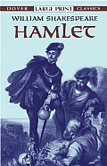 Hamlet Large Print Edition Cover