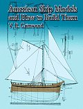 American Ship Models and How to Build Them Cover