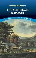 The Blithedale Romance (Dover Thrift Editions) Cover