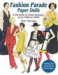 Fashion Parade Paper Dolls