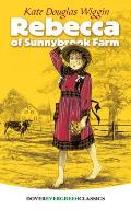 Rebecca of Sunnybrook Farm (Dover Evergreen Classics) Cover