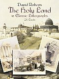 The Holy Land in Classic Lithographs: 24 Cards (Cards)