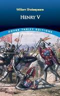 Henry V Dover Thrift Edition