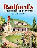 Radfords House Designs Of The Twenties