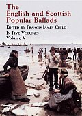 English & Scottish Popular Ballads Volume 5