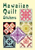 Hawaiian Quilt Stickers