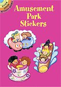 Amusement Park Stickers (Dover Little Activity Books)