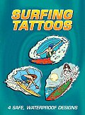 Surfing Tattoos