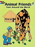 Animal Friends from Around the World Cover
