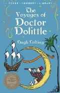 The Voyages of Doctor Dolittle Cover