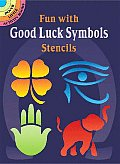 Fun with Good Luck Symbols Stencils