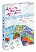 Animal Origami Adventure: An Origami Safari in a Box!