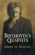 Beethoven's Quartets Cover