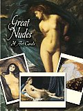 Great Nudes: 24 Art Cards Cover