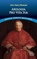 Apologia Pro Vita Sua (Dover Giant Thrift Editions) Cover