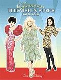 Glamorous Television Stars Paper Dolls