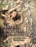 Arthur Rackham Treasury 86 Full Color Illustrations