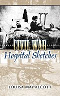 Civil War Hospital Sketches Cover