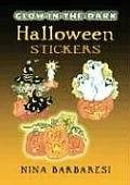 Glow-In-The-Dark Halloween Stickers (Dover Little Activity Books)