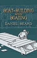 Boat-Building and Boating Cover