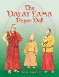 The Dalai Lama Paper Doll Cover