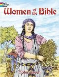 Women of the Bible (Dover Coloring Book)