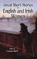 Great Short Stories by English and Irish Women (Dover Books on Literature & Drama) Cover