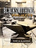 Blacksmithing Projects (Dover Craft Books) Cover
