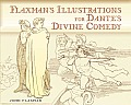 Flaxman's Illustrations for Dante's Divine Comedy Cover
