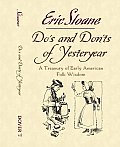 Do's and Don'ts of Yesteryear: A Treasury of Early American Folk Wisdom
