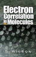 Electron Correlation in Molecules