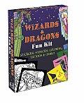 Wizards & Dragons Fun Kit