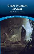 Great Horror Stories Tales by Stoker Poe Lovecraft & Others